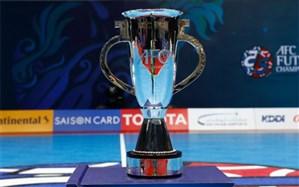 تاریخ جدید برگزاری فوتسال قهرمانی آسیا مشخص شد