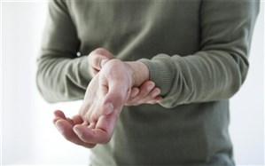 خوابرفتگی دست از علائم کدام بیماری است؟