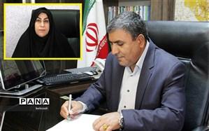 رئیس گروه بررسی محتوای آموزشی و پرورشی آموزش و پرورش استان کرمان منصوب شد