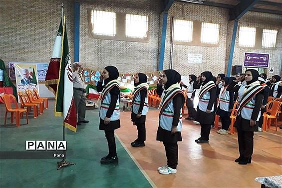 همایش یاوران انقلاب در منطقه مرحمت آباد