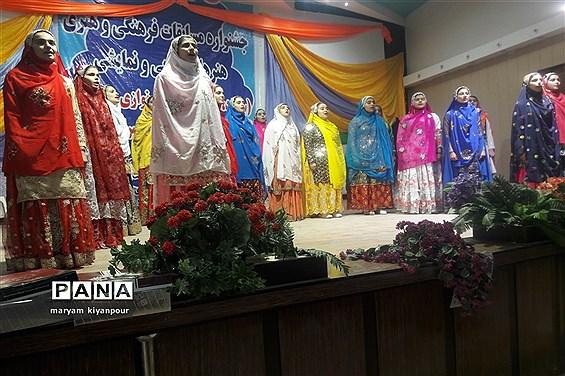 جشنواره هنرهایی آوایی و نمایشی در شهرستان مسجدسلیمان