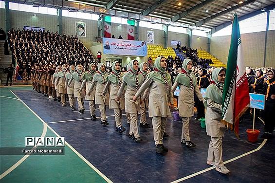 مانور یاوران انقلاب تشکل پیشتازان در اسلامشهر(1)