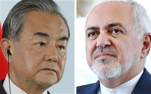 وزیران امور خارجه ایران و چین آخرین تحولات شیوع کرونا را بررسی کردند