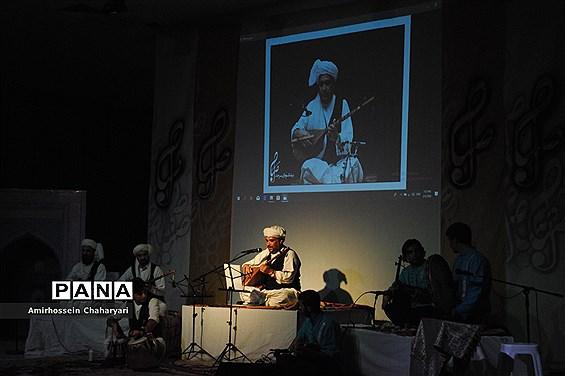 شب موسیقی سیستان و بلوچستان در تایباد