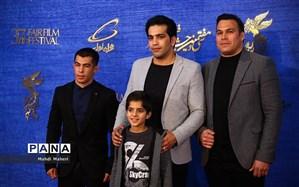 نخستین واکنش پسر غلامرضا تختی پس از دیدن فیلم زندگی پدرش، پس از یکسال