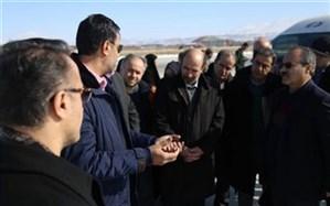 آغاز عملیات اجرایی پروژه ترمینال جدید فرودگاه شهید مدنی تبریز در اوایل سال 99