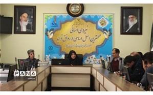 آموزش مسئولین نواحی منطقه۷ در خصوص انتخابات