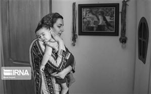 زندگی و خانم معلمی که فرزندش را محو میبیند + تصاویر