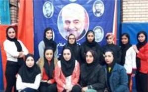 مدال های رنگارنگ مسابقات انتخابی استان در دستان کونگ فوکاران پاکدشت