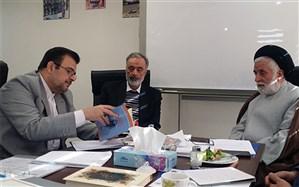 مسیبزاده: سعی بر اجرای منشور ۴گانهای در حوزه نماز مدارس داریم