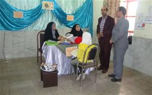 برگزاری سی و هشتمین دوره مسابقات قرآن عترت و نماز در مدارس نیریز