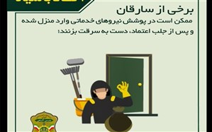 هشدار پلیس در مورد شرکتهای خدماتی، نظافتی و قالیشویی غیرمجاز