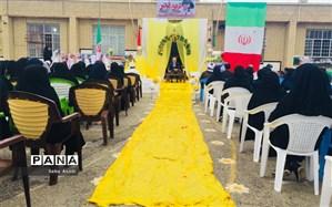 برگزاری مسابقات قران در گله دار