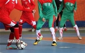 مسابقات فوتسال کشوری در بروجرد آغاز شد