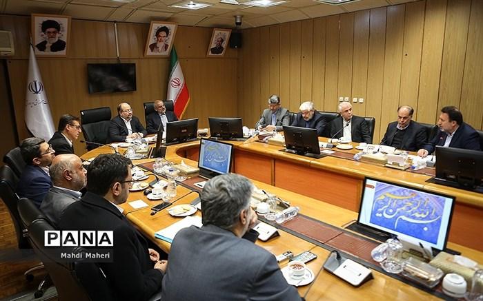نشست مشترک شورای معاونان وزارت آموزش و پرورش و وزارت تعاون، کار و رفاه اجتماعی
