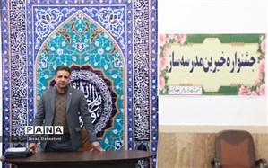 جشنواره خیرین مدرسه ساز منطقه مروست برگزار شد