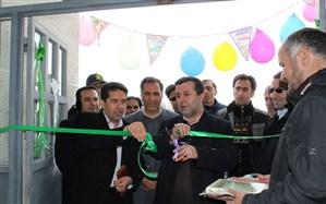 افتتاح و کلنگ زنی طرحهای آموزشی شهرستان تکاب همزمان با دهه فجر