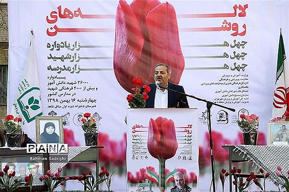 برای تحقق آرمانهای امام و انقلاب باید فرهنگ ایثار و شهادت در زندگی ما جاری باشد