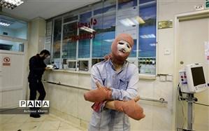 تازهترین  آمار از تعداد مصدومان چهارشنبه سوری آخر سال
