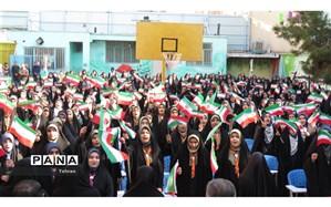 آیین تجلیل از خانواده شهدای دانش آموزمنطقه 8 تهران