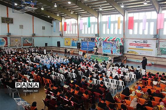 همایش 2000 نفری یاوران انقلاب در استان گلستان