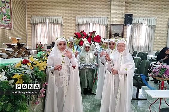 برگزاری مسابقات قرآن و عترت ناحیه 4 شیراز