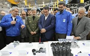 امضای تفاهمنامه همکاری ایران خودرو با وزارت دفاع