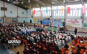 همایش 2000 نفری   «یاوران انقلاب» در گلستان برگزار شد
