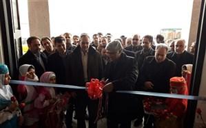 افتتاح و کلنگ زنی دو مرکز آموزشی در مراغه