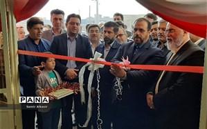 افتتاح مدرسه ۱۲ کلاسه کوی مهدیس با اعتبار ۴۳ میلیارد ریال در اهواز