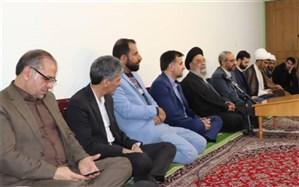دیدار مسئولان آموزش و پرورش اصفهان با نماینده ولیفقیه در استان
