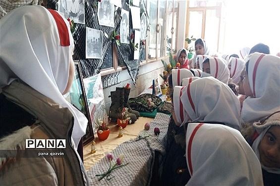 ویژه برنامه طرح «لاله های روشن» در مناطق استان قزوین
