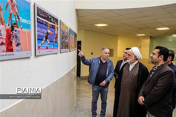 دومین نمایشگاه عکس خبری ارومیه