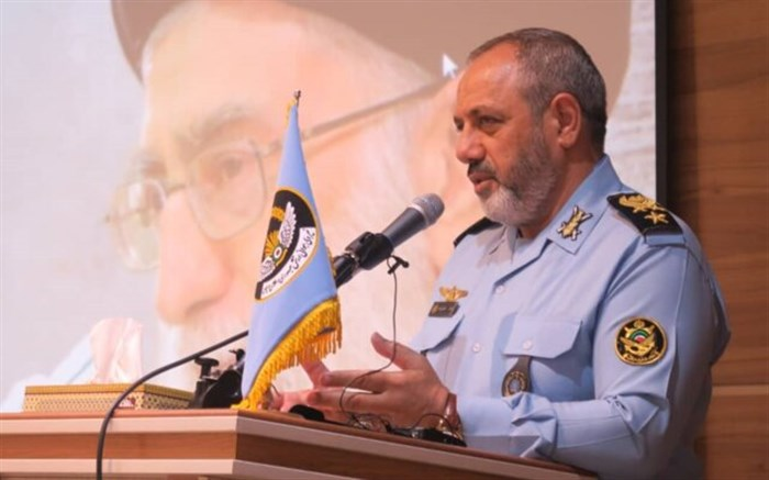 فرمانده نیروی هوایی ارتش: به تهدیدات پاسخ قاطع خواهیم داد
