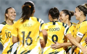 انتخابی فوتبال زنان المپیک؛ بلیت توکیو به کانگوروها رسید