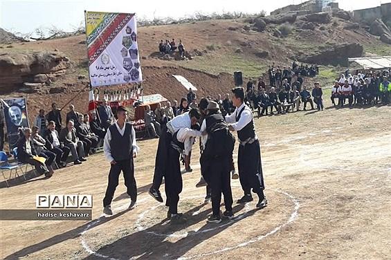 جشنواره بازیهای بومی محلی طارم سفلی قزوین