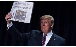 گاردین: تبرئه ترامپ در سنا اقدامی سیاسی بود