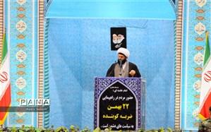 امام جمعه شهرقدس؛ حضور مردم در انتخابات باعث تشکیل مجلس قوی خواهد شد
