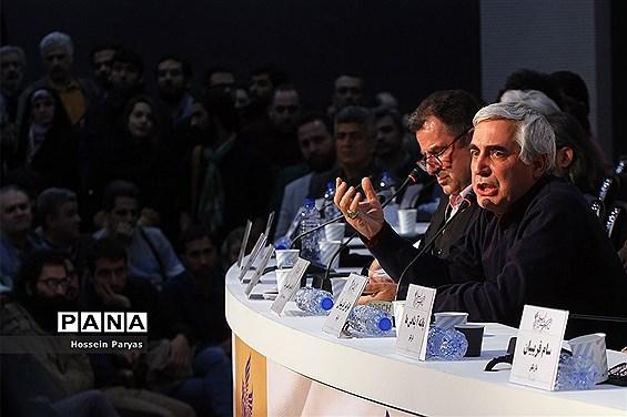 ابراهیم حاتمی کیا: ایده فیلم خروج  از سال 89 با من بود و به این دولت ربطی نداشت