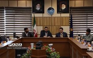 برگزاری نشست سراسری مدیران کانون آینده سازان انقلاب اسلامی استان تهران