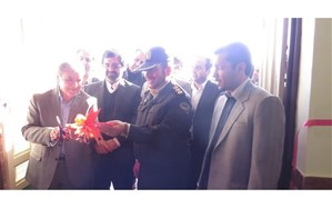 افتتاح مدرسه شش کلاسه امید دانش شهرستان پارس آباد