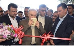 طرح توسعه بیمارستان رازی قائمشهر افتتاح شد