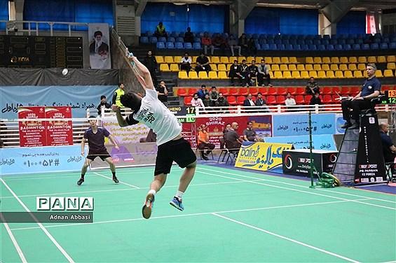 بیست و نهمین دوره مسابقات بین المللی بدمینتون جام فجر به میزبانی شیراز
