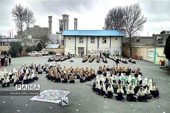 برگزاری المپیاد ورزشی در شهرستان ملارد