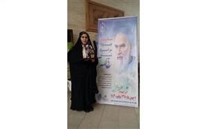 شاعرنیشابوری برگزیده شانزدهمین جشنواره سراسری شعر روح الله