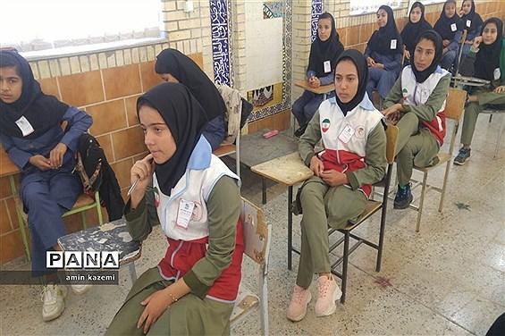 برگزاری  هشتمین المپیاد دادرس مرحله شهرستانی  در داراب