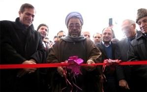 دبستان 6 کلاسه روستایی بنیاد برکت شهرستان ملکان  آذربایجان شرقی  به بهره برداری رسید