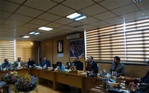 برگزاری جلسه هم اندیشی شورای انجمن اولیا مناطق قطب غرب تهران