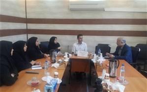 جلسه آمادگی مقابله با ویروس کرونای جدید در دانشگاه علوم پزشکی بوشهر برگزار شد