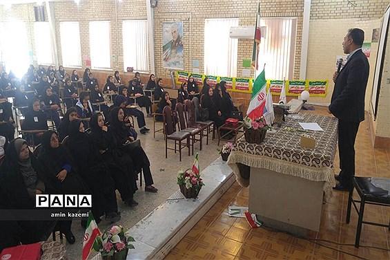 برگزاری المپیاد دادرس در داراب